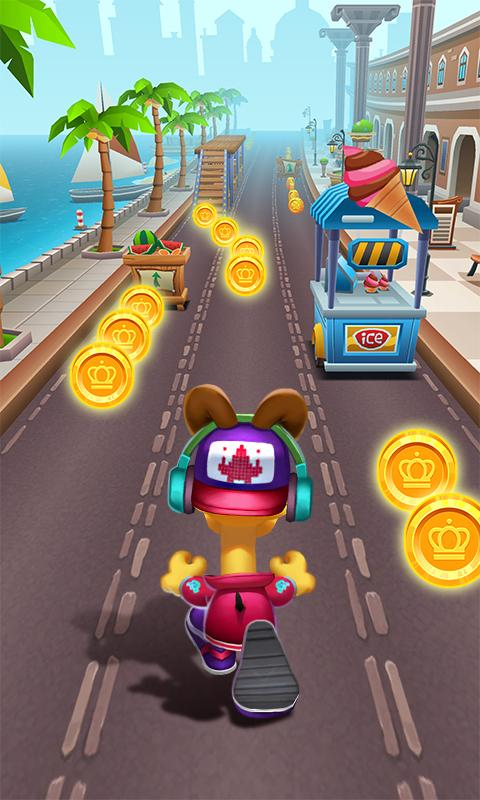 Download Garfield Rush 2 7 2 Apk For Android